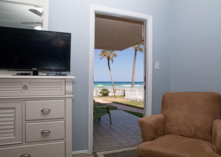 Pristine Direct OceanFront * 1st Floor Walkout *2/2 *W/D*No-Drive Beach,SeaCoast #13