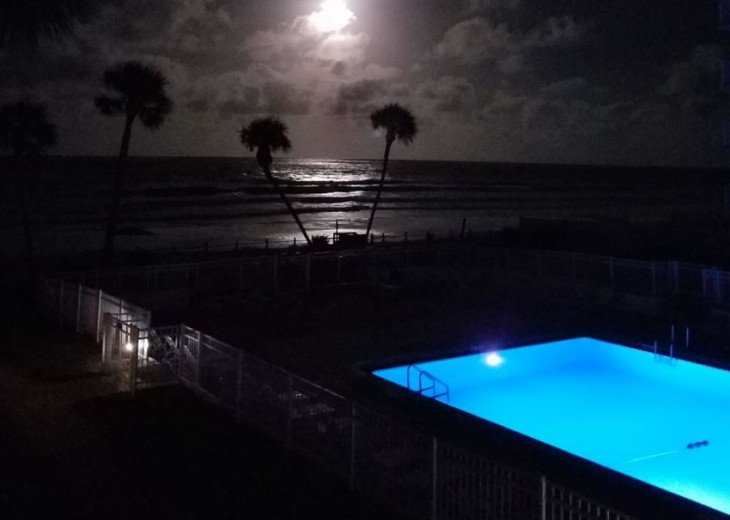 Pristine Direct OceanFront * 1st Floor Walkout *2/2 *W/D*No-Drive Beach,SeaCoast #34