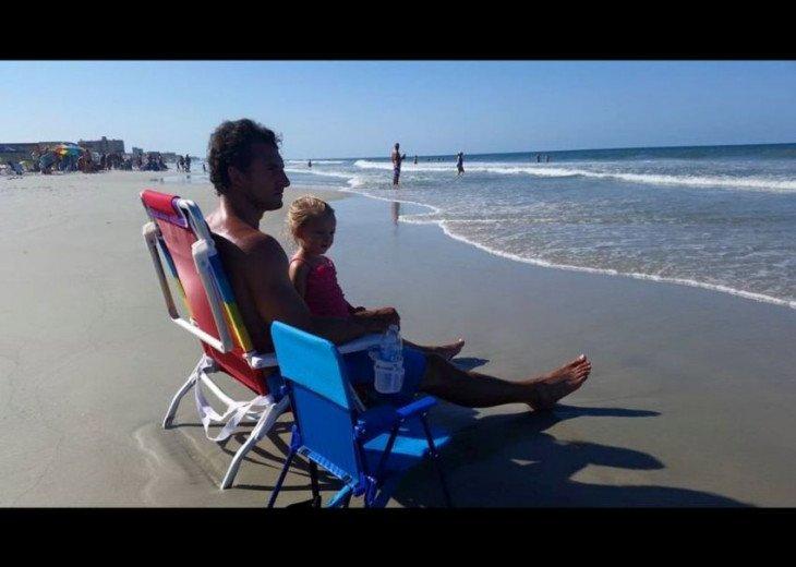 Pristine Direct OceanFront * 1st Floor Walkout *2/2 *W/D*No-Drive Beach,SeaCoast #42