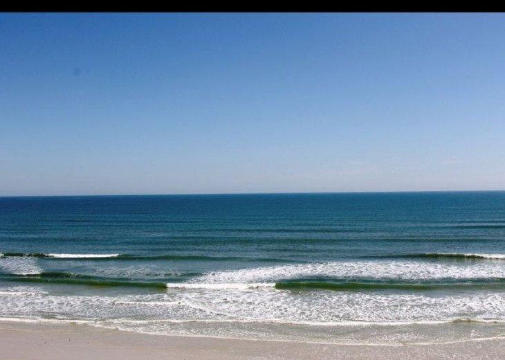 Pristine Direct OceanFront * 1st Floor Walkout *2/2 *W/D*No-Drive Beach,SeaCoast #25