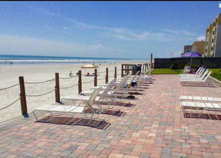 Pristine Direct OceanFront * 1st Floor Walkout *2/2 *W/D*No-Drive Beach,SeaCoast #2