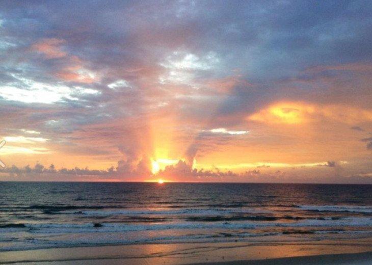 Pristine Direct OceanFront * 1st Floor Walkout *2/2 *W/D*No-Drive Beach,SeaCoast #27