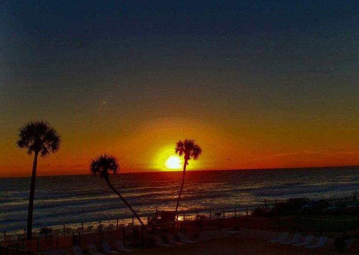 Pristine Direct OceanFront * 1st Floor Walkout *2/2 *W/D*No-Drive Beach,SeaCoast #43