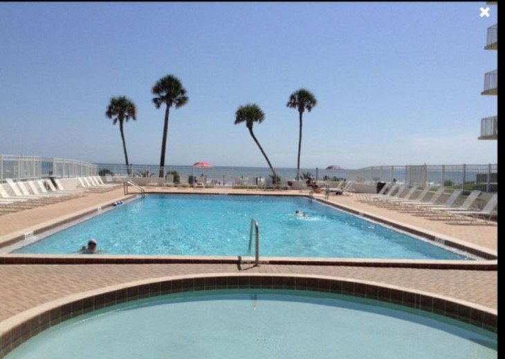 Pristine Direct OceanFront * 1st Floor Walkout *2/2 *W/D*No-Drive Beach,SeaCoast #18