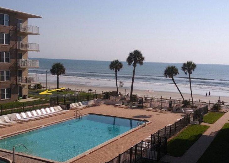Pristine Direct OceanFront * 1st Floor Walkout *2/2 *W/D*No-Drive Beach,SeaCoast #33