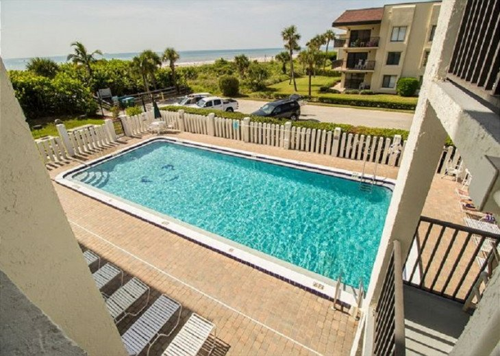 Direct Oceanfront - Beach Themed Two Bedroom Condo #17