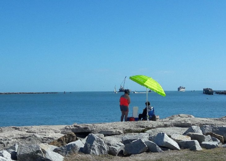Jetty Inlet