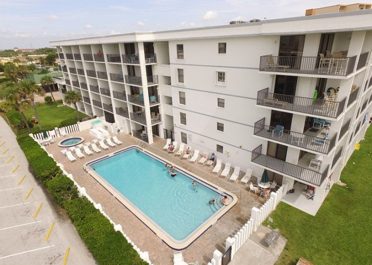 Direct Oceanfront - Beach Themed Two Bedroom Condo #12