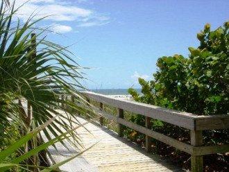 Walkway to Ocean