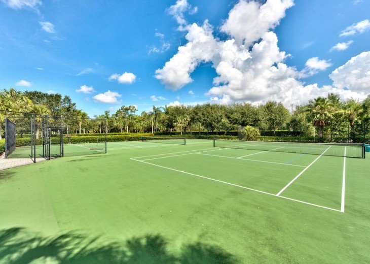 Greenlinks Tennis Court
