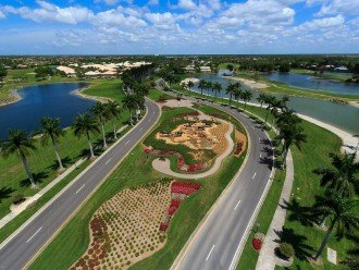 Lely Resort Aerial