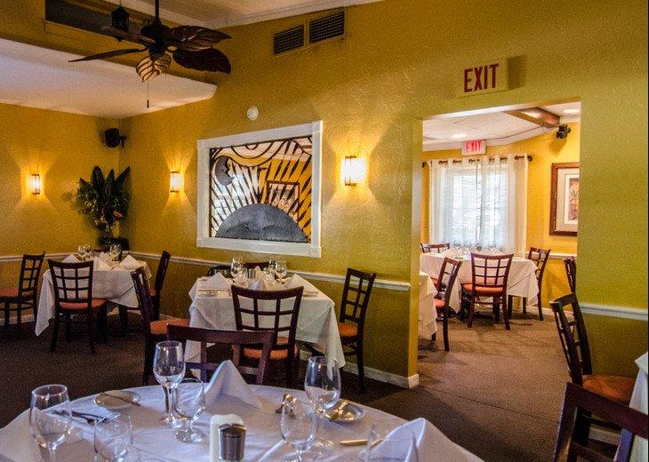 The Tides Restaurant - Vero Beach