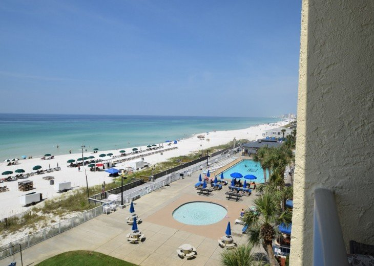 5th floor unit Direct Beach Front. Now booking for Fall!! #2