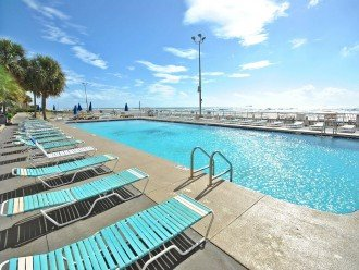 5th floor unit Direct Beach Front. Now booking for Fall!! #1
