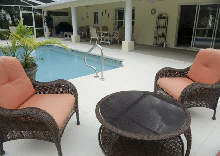 Great Villa, private pool and located at golf course #36