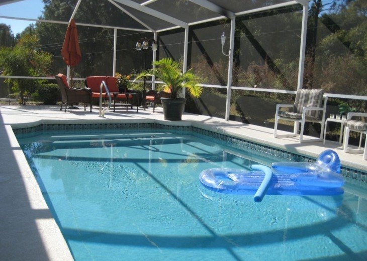 Great Villa, private pool and located at golf course #31