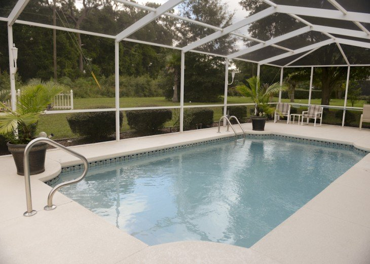 Great Villa, private pool and located at golf course #38