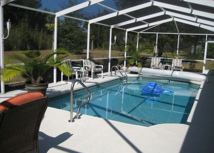 Great Villa, private pool and located at golf course #32