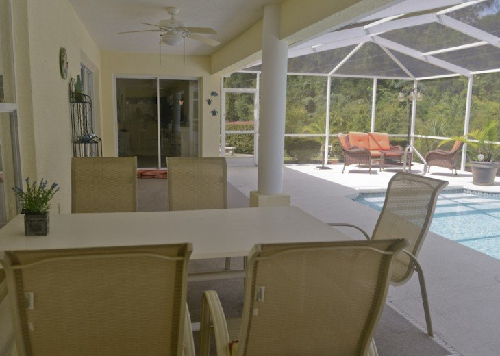 Great Villa, private pool and located at golf course #33