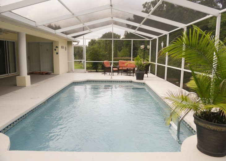 Great Villa, private pool and located at golf course #37