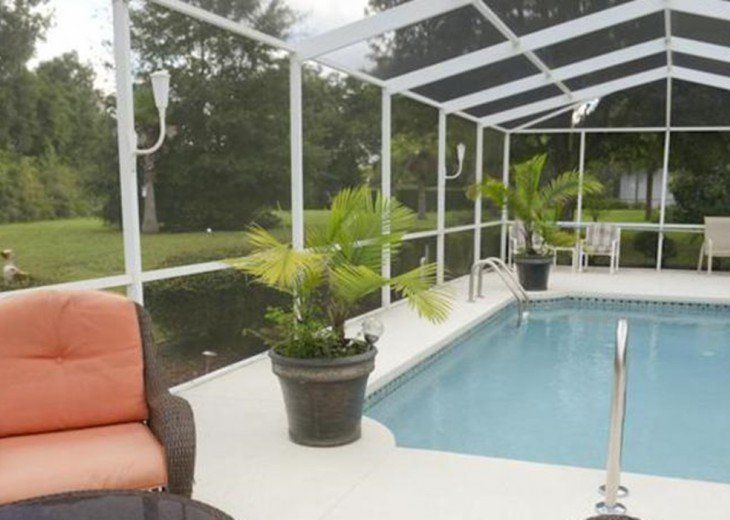 Great Villa, private pool and located at golf course #29