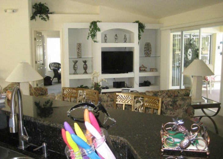 Great Villa, private pool and located at golf course #5