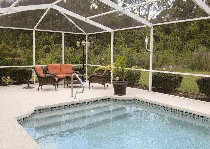 Great Villa, private pool and located at golf course #34