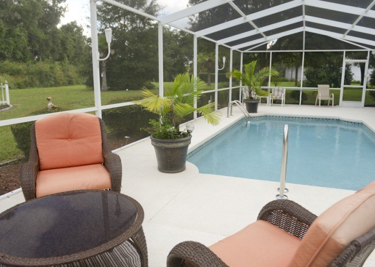 Great Villa, private pool and located at golf course #30