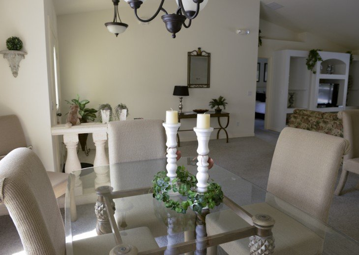 Great Villa, private pool and located at golf course #10