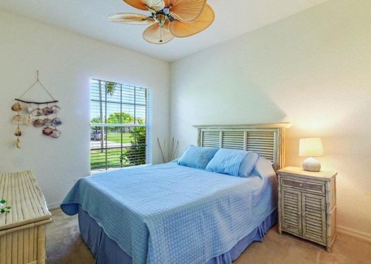 4 Bedroom and 2 Bathroom Home with heated Pool on Water SOUTH FACING #17