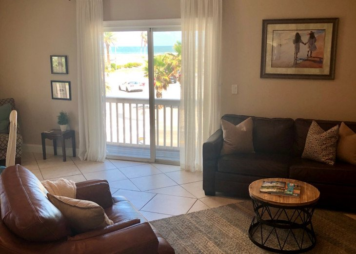 Steps from the beach with incredible views! Pet friendly! #14