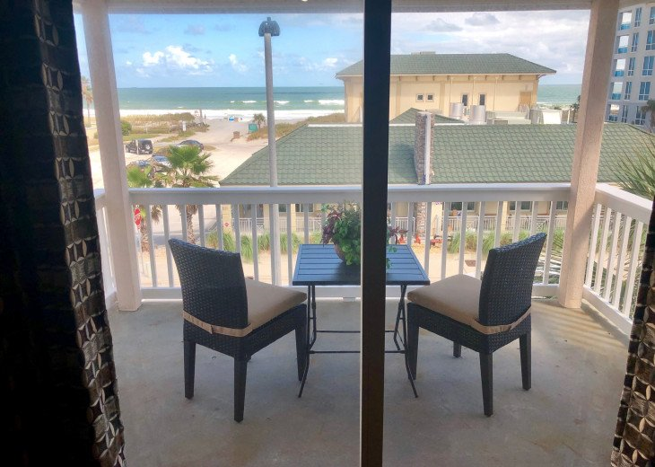Steps from the beach with incredible views! Pet friendly! #24