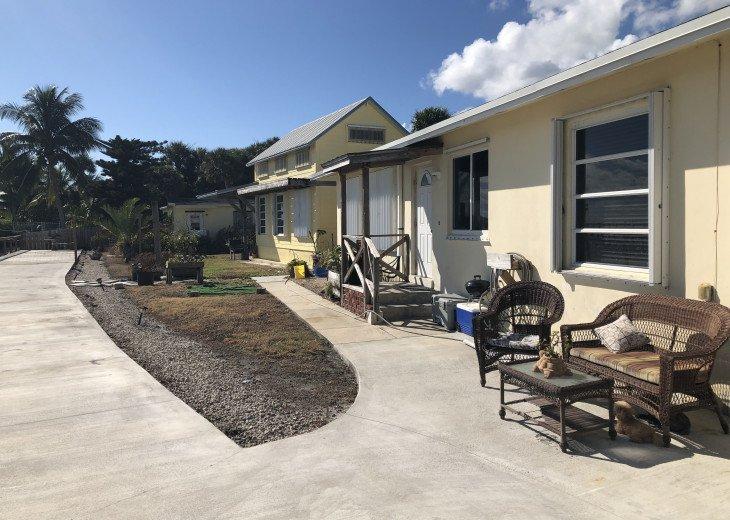 Jensen Beach river front cottages #4