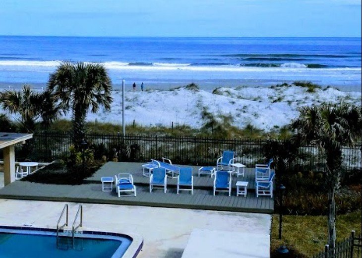 Jacksonville Beach 2 BR Direct Oceanfront Condo - ! #20