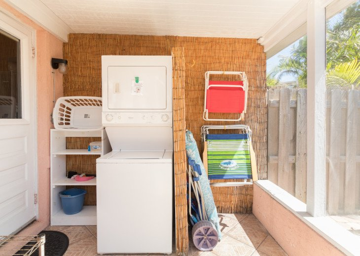 Cocoa Beach Stay Cottage 225 Pet Friendly - Walk to the beach! #22