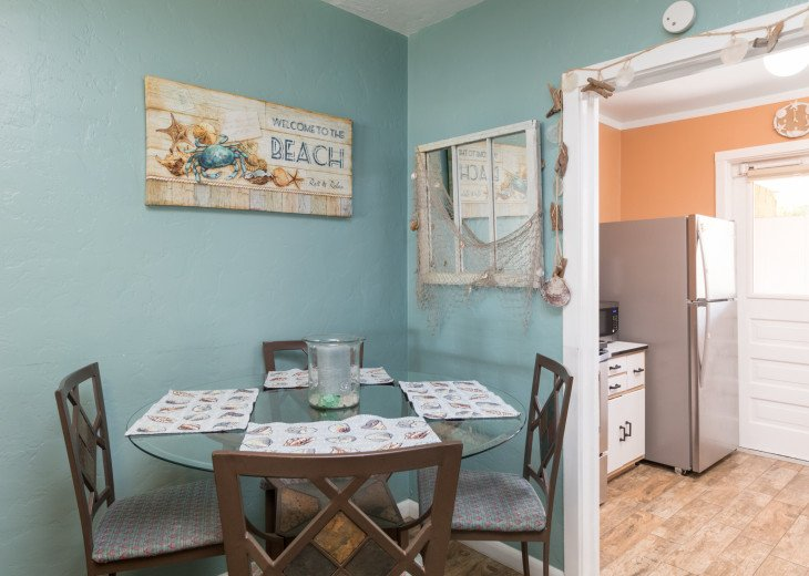 Cocoa Beach Stay Cottage 225 Pet Friendly - Walk to the beach! #18