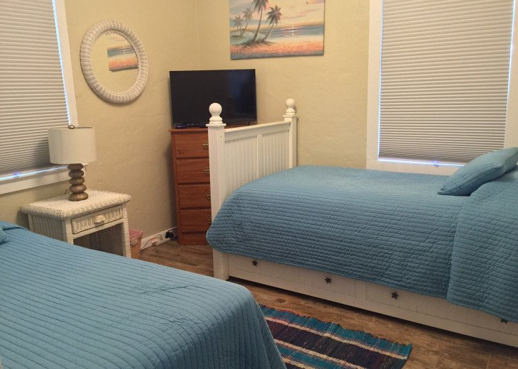 Cocoa Beach Stay Cottage 225 Pet Friendly - Walk to the beach! #8