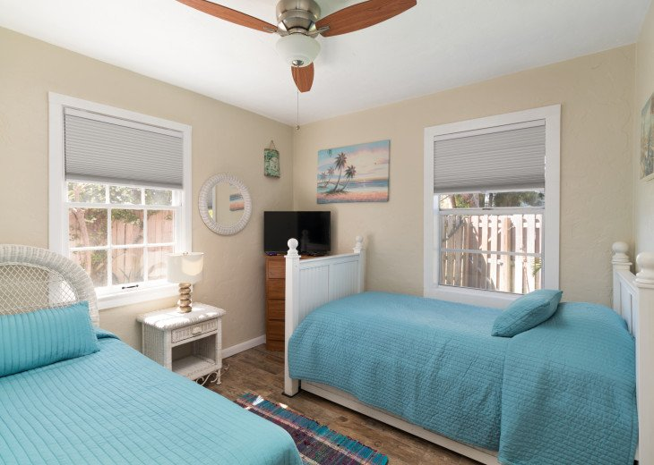 Cocoa Beach Stay Cottage 225 Pet Friendly - Walk to the beach! #19