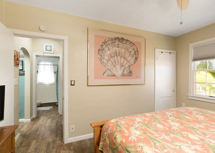 Cocoa Beach Stay Cottage 225 Pet Friendly - Walk to the beach! #21