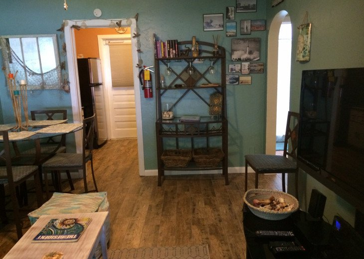 Cocoa Beach Stay Cottage 225 Pet Friendly - Walk to the beach! #5