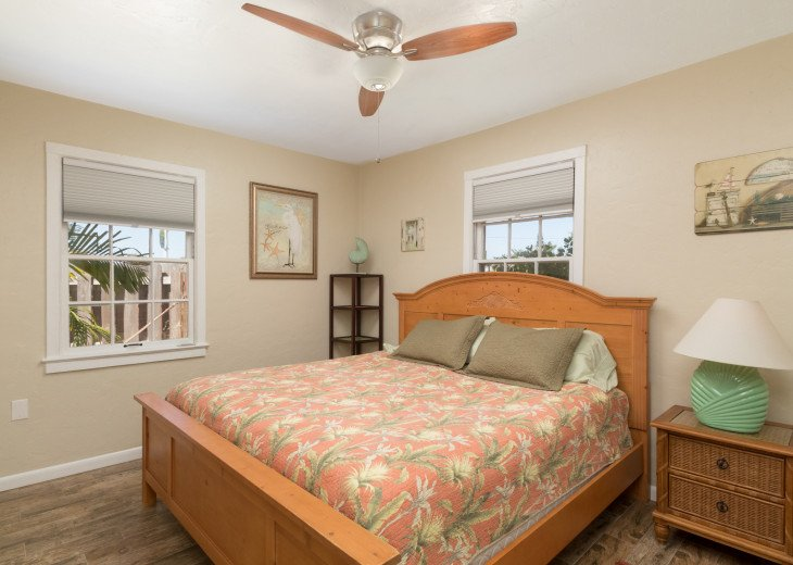 Cocoa Beach Stay Cottage 225 Pet Friendly - Walk to the beach! #20