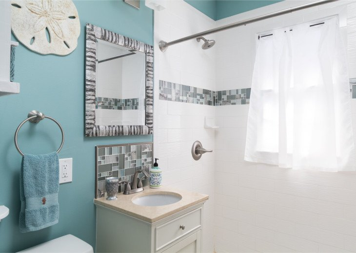 Cocoa Beach Stay Cottage 225 Pet Friendly - Walk to the beach! #15