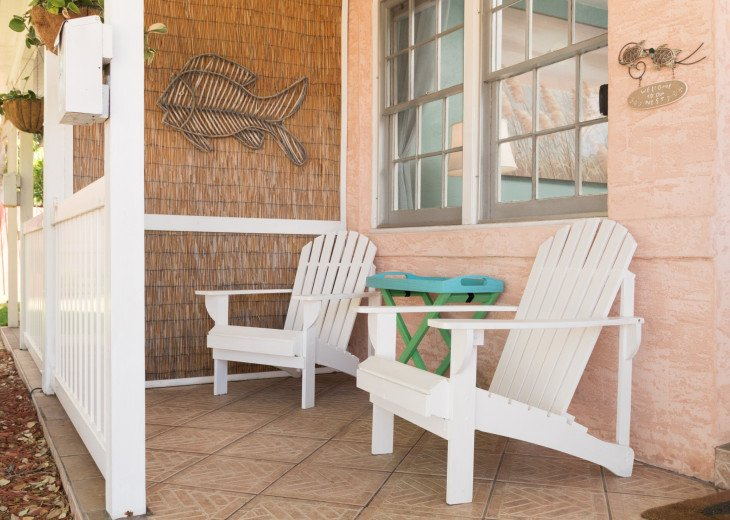 Cocoa Beach Stay Cottage 225 Pet Friendly - Walk to the beach! #28