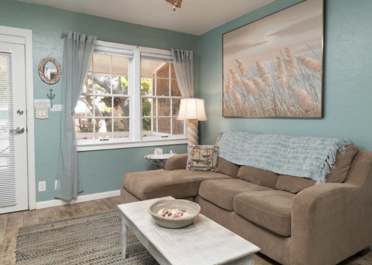 Cocoa Beach Stay Cottage 225 Pet Friendly - Walk to the beach! #3