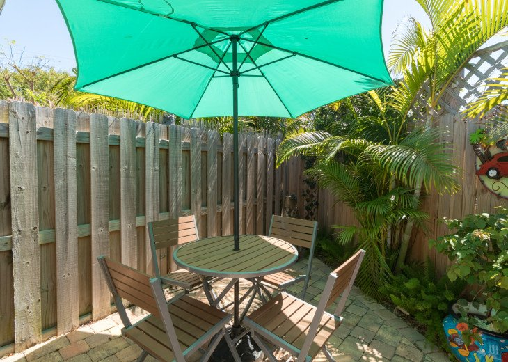 Cocoa Beach Stay Cottage 225 Pet Friendly - Walk to the beach! #31
