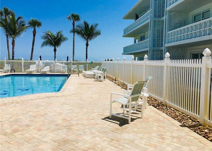 Ocean View Furnished Beach Condo #31