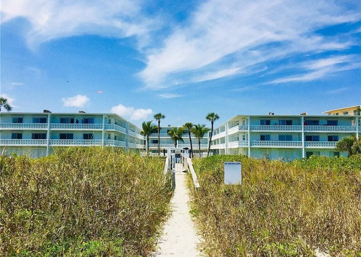 Ocean View Furnished Beach Condo #29