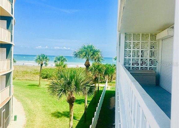 Ocean View Furnished Beach Condo #1