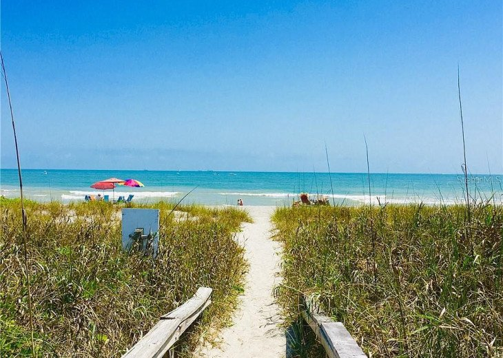 Ocean View Furnished Beach Condo #34