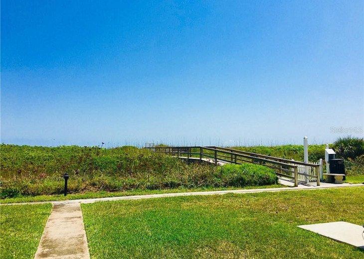 Ocean View Furnished Beach Condo #23